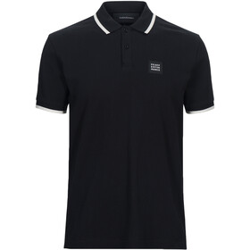 Peak Performance Ground Polo 2 - T-shirt manches courtes Homme - noir